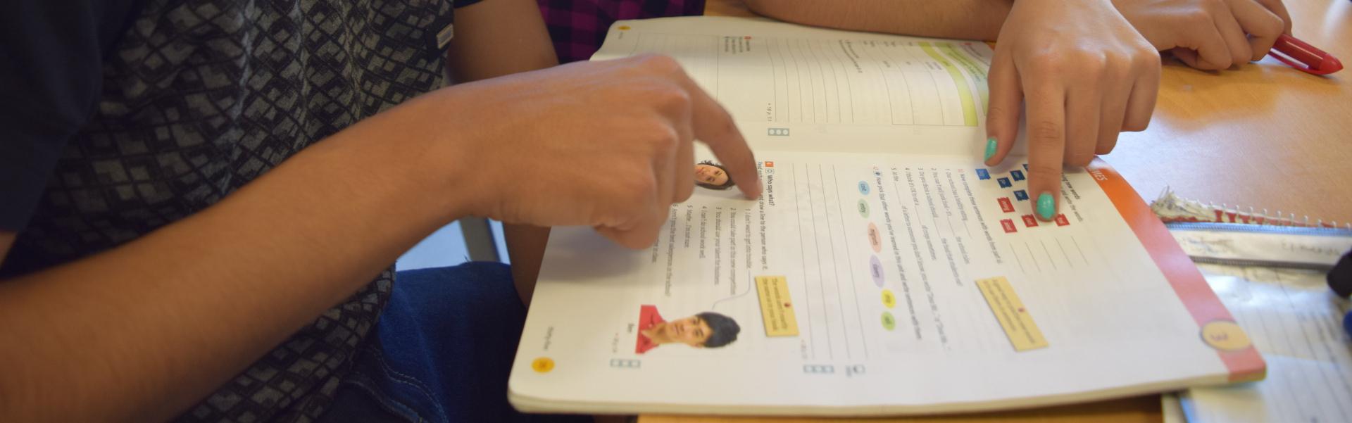 Hausaufgaben gemeinsames lernen