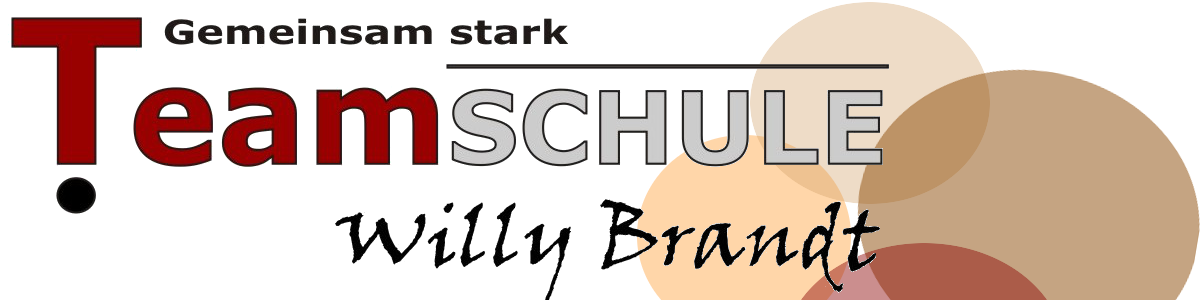 Willy Brandt Teamschule - Logo